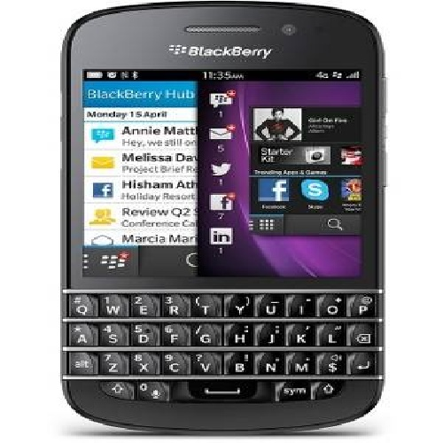 رام رسمی OS 10.3.3.2205 گوشی  BlackBerry Q10